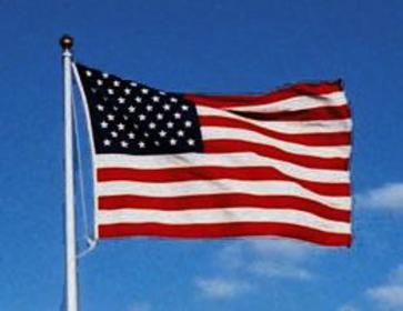 vfw post 1383 u.s. flag etiquette