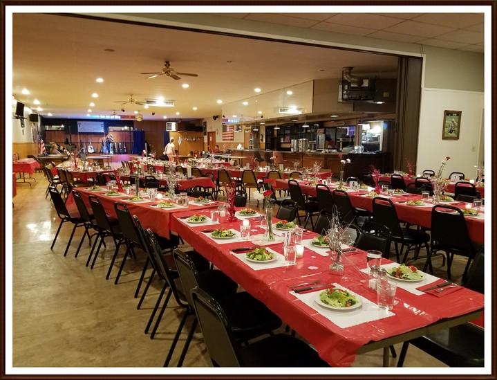VFW Post 1383 Banquet Hall